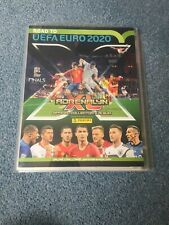PANINI ADRENALYN XL ROAD TO EURO 2020 FULL SET OF ALL 225 BASE CARDS+BINDER+2LTD