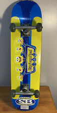 Rare Vintage Spongebob Variflex Skateboard