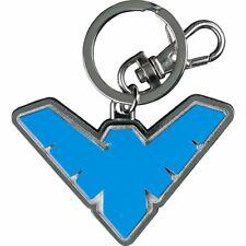 Batman - Nightwing Logo Enamel Keychain