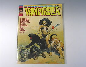 Comic VAMPIRELLA  #31 1973 (A)