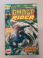 Ghost Rider 16 Marvel Comics STAMP INTACT Bill Manlo George Tuska 1976 (GR01)