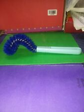 VINTAGE NOS STANLEY HOME PRODUCTS FIRM SCRUB BATHROOM or KITCHEN BRUSH MADE USA