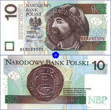 POLAND 10 ZLOTYCH 15.09.2016(2017) P-183b *BE* UNC Banknote