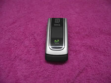 Nokia 6555 - Silber / Schwarz (Ohne Simlock) Handy