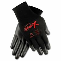 Mcr Safety Unique Shell Nylon Safety Gloves - X-large Size - Nylon, Lycra,