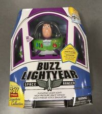 Buzz Lightyear Deluxe Film Replica Toy Story 3 Signature Collection Thinkway TS3