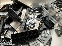 Lego Star Wars Colours Bundle 1KG Mixed Bricks & Sizes Plates,Parts & Pieces.