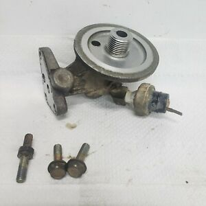 16HP Twin Cylinder Briggs & Stratton Engine Oil Filter Adapter Horizontal Shaft