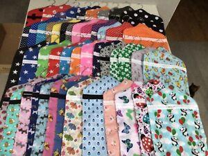 Peg Bag, handmade hanging peg bag, different colours,Laundry Bag, Fabric
