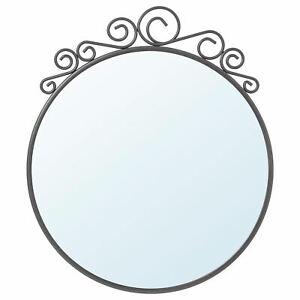 IKEA EKNE Round Wall Mirror 59cm #404