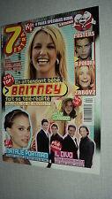 7 EXTRA 2005/24 (8/6/2005) BRITNEY SPEARS POKORA NATALIE PORTMAN AVRIL LAVIGNE