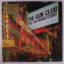 GUN CLUB: The Las Vegas Story LP Sealed (Euro, 2 LPs, 180 gram reissue, second