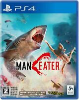 [Pre Sale] Deep Silver SONY PlayStation 4 [Maneater] Game Japan w/tracking#