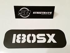 """[SR] """"180SX """"Dash AC Vent Cover Panel for S13 240SX 200SX (Black)"""