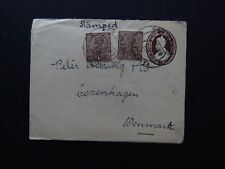 cover India to Copenhagen Denmark Heering Calcutta Bon Bazza