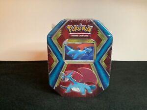 Pokemon TCG Salamence Card Tin - 10 Mini Packs Factory Sealed NEW!