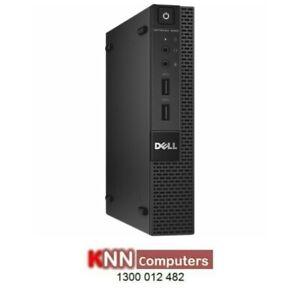 Dell Optiplex 9020m Mini Intel i7-4785T 8GB RAM 128GB SSD W10P