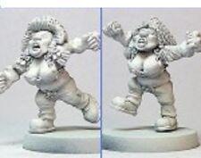 Shadowforge Dwarf Female Berserkers x 2