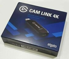 Elgato Cam Link 4K HDMI Capture Device for Live Streaming & Recording *IN HAND*.