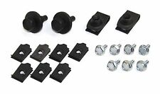 Mustang Grill Mounting Clips 1967 - 1968 - Pony Enterprises