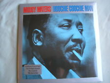 MUDDY WATERS Hoochie Coochie Man UK 2LP g/f slv 2011 180g new mint sealed grey