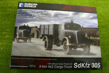 RUBICON MODELS allemand sdkfz 305 3-Ton 4×2 Cargo Truck-Opel Blitz 1/56th Sca...