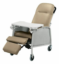 Lumex 574G Three Position Recliner Geri Chair - Taupe