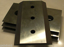 Brush Chipper Knives O.E.M. 100,150,200,250 Mighty Bandit part# 900-9900-02