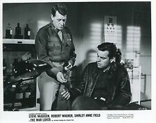 ROBERT WAGNER  THE WAR LOVER 1962 VINTAGE PHOTO ORIGINAL N°9