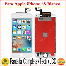 Pantalla Para iPhone 6S LCD Completa Retina Display Táctil Digitalizador Blanco