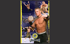 Classic JOHN CENA CHAIN GANG SOLDIER WWE Wrestling Official Wall POSTER (2007)