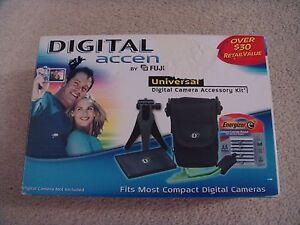 Digital Accents Camera Accessory Kit EC05 by Fujifilm