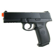 300 FPS Airsoft Spring Pistol Sigma Lock Slide Double Eagle SW40 Handgun M27B