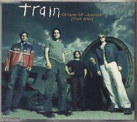 TRAIN - Drops of jupiter (tell me) - CD SINGLE 2001 USATO OTTIME CONDIZIONI