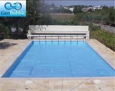 Swimming Pool Solar Cover  Sol+ GeoBubble  10' X 20' (feet) with 6 year warranty