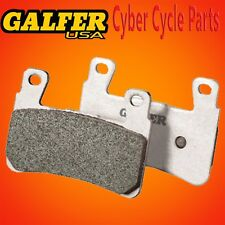 Galfer HH Sintered Front Brake Pads For 2005-2017 Honda CBR 600 RR FD326G1370