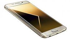 Samsung Galaxy S6 Edge SM-G925F (Latest Model) - 64GB - Gold Platinum GRADE -A-