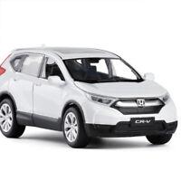 1:32 Honda CR-V SUV Die Cast Modellauto Auto Spielzeug Model Sammlung Weiß