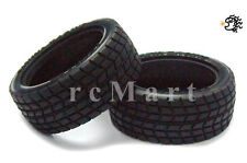 Tamiya Celica GT-Four Racing Radial Tire Set 1:10 RC Car On Road #50419