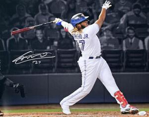 Vladimir Guerrero Jr. Signed 16x20 Toronto Blue Jays Photo JSA