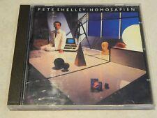 Pete Shelley Homosapien CD [Buzzcocks solo] {with Bonus Tracks}