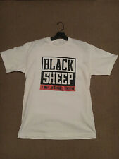 Black Sheep a Wolf in Sheep's Clothing Rap Hip Hop Men T-Shirt Gildan Size S-2Xl