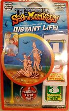 Amazing Live Sea Monkeys Instant Life - The Original, Just Add Water! Brand New!
