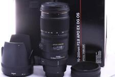 Nikon fit Sigma DG OS EX Macro HSM 70-200mm F2.8 Zoom Lens UPDATED VERSION