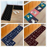 Flannel Floor Mat Kitchen Bedroom Bath Non Slip Doormat Carpet Rug Utility Mats
