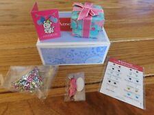 AMERICAN GIRL  MYAG HAPPY BIRTHDAY  ACCESSORY SET NEW IN BOX FREE SHIPPING