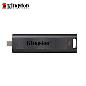 Kingston 1TB DataTraveler Max USB 3.2 Gen 2 Type-C Flash Drive Up to 1,000MB/s