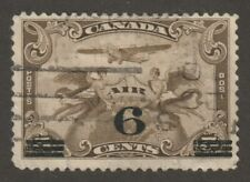 Canada 1932 #C3 Air Mail Stamp - F Used