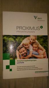 Proximus 4, geprüfter Versicherungskaufmann, Privatkunden