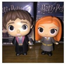 GINNY WEASLEY & NEVILLE  Funko Mystery Minis Harry Potter Barnes Noble Exclusive